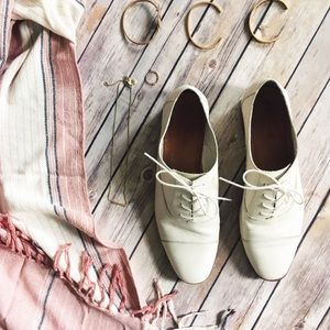 Madewell Clare Oxfords Shoes